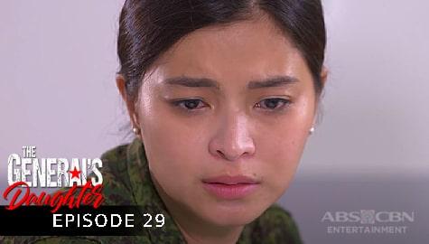 The General's Daughter: Rhian, naisip na umalis sa kanyang serbisyo sa military | Episode 29 Image Thumbnail