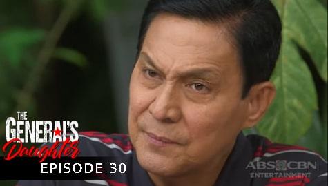The General's Daughter: Tiago, nainis sa mga kilos ni Rhian | Episode 30 Image Thumbnail