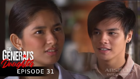 The General's Daughter: Claire at Ivan, mas napapalapit pa sa isa't isa | Episode 31 Image Thumbnail