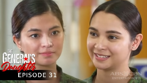 The General's Daughter: Jessie, humingi ng tawad kay Rhian | Episode 31 Image Thumbnail