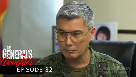 The General's Daughter: Marcial, nakatanggap ng tip tungkol kay Pascal | Episode 32 Image Thumbnail