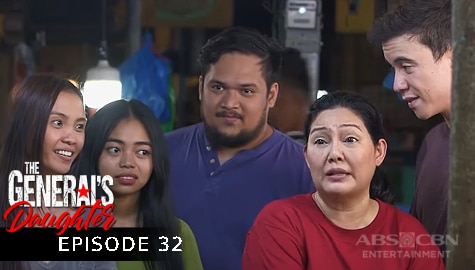 The General's Daughter: Sabel, ipinagmalaki si Elai | Episode 32 Image Thumbnail