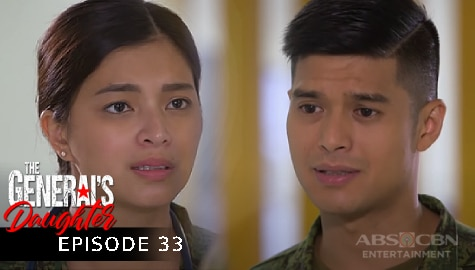 The General's Daughter: Ethan, nagpaalam pansamantala kay Rhian | Episode 33 Image Thumbnail
