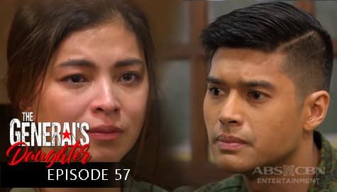 The General's Daughter: Rhian, emosyonal nang makita si Ethan | Episode 57 Image Thumbnail