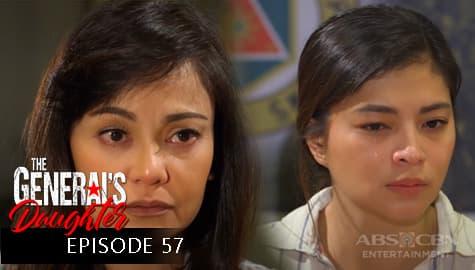 The General's Daughter: Rhian, naluha nang muling makuasap si Corazon | Episode 57 Image Thumbnail