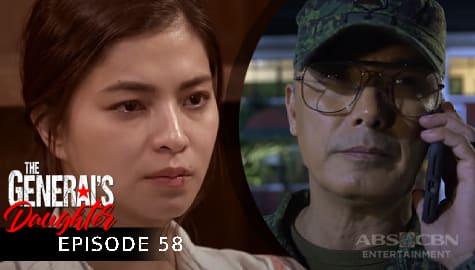 The General's Daughter: Marcial at Rhian, isinagawa na ang kanilang plano | Episode 58 Image Thumbnail