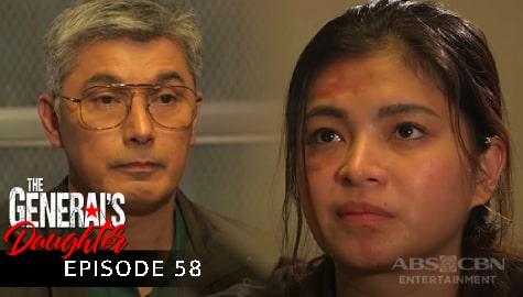 The General's Daughter: Rhian, humiling sa kanyang pagtulong kay Marcial | Episode 58 Image Thumbnail