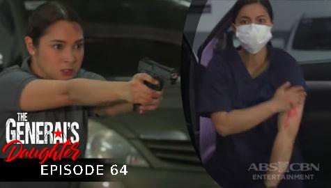 The General's Daughter: Jessie, nabaril si Rhian sa kanilang muling paghaharap | Episode 64 Image Thumbnail