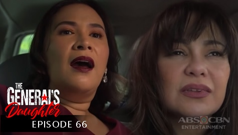 The General's Daughter: Amelia, binangga ang sasakyan ni Corazon | Episode 66   Image Thumbnail