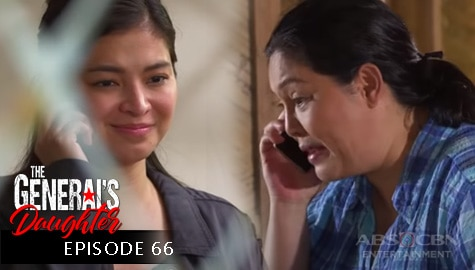 The General's Daughter: Rhian, masaya nang muling makausap si Sabel | Episode 66   Image Thumbnail