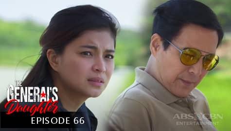 The General's Daughter: Tiago, ipinaalala ang kanyang tiwala kay Rhian | Episode 66 Image Thumbnail