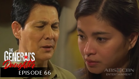 The General's Daughter: Tiago, naghinala sa kilos ni Rhian | Episode 66 Image Thumbnail