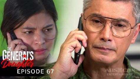 The General's Daughter: Rhian, itinigil ang pakikipag-usap kay Marcial   Episode 67 Image Thumbnail