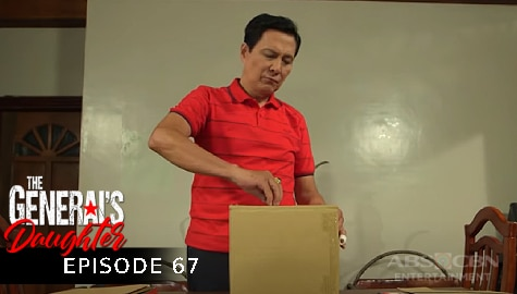 The General's Daughter: Tiago, inihanda ang kanyang pasabog na regalo | Episode 67 Image Thumbnail