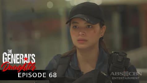 The General's Daughter: Rhian, iniligtas ang lahat sa pasabog ni Tiago   Episode 68 Image Thumbnail