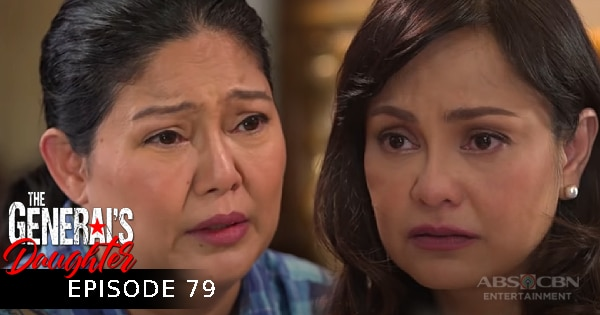 The General's Daughter: Sabel, inuwento ang kabutihan ni Rhian kay Corazon | Episode 79