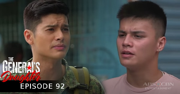 The General's Daughter: Ivan, humarap kay Ethan para kay Claire | Episode 92