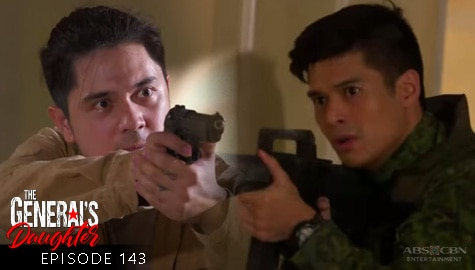 The General's Daughter: Ethan, napigilan ang pagtakas ni Franco | Episode 143	 Image Thumbnail