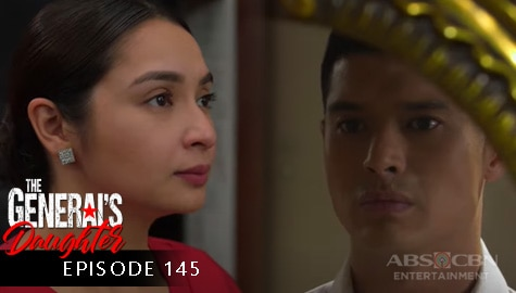 The General's Daughter: Ethan at Jessie, naghanda na sa kanilang kasal | Episode 145 Image Thumbnail