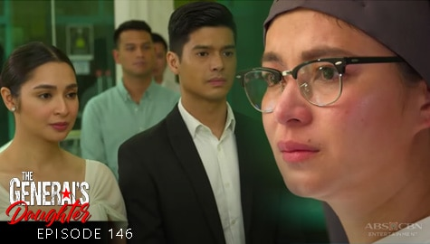 The General's Daughter: Rhian, emosyonal nang masilip ang kasal nina Jessie at Ethan | Episode 146 Image Thumbnail