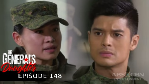 The General's Daughter: Alexandra, ipinaalam kay Ethan ang engkwentro kina Rhian at Franco | Episode 148 Image Thumbnail