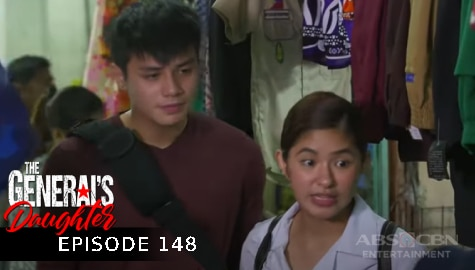 The General's Daughter: Ivan, nakahanap ng trabaho sa tulong ni Claire | Episode 148 Image Thumbnail