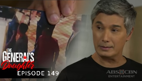 The General's Daughter: Marcial, napaisip sa nilalaman ng blueprint sa plano ni Tiago | Episode 149 Image Thumbnail