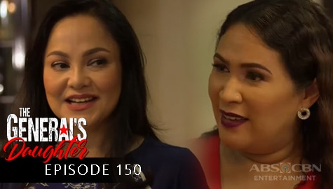 The General's Daughter: Amelia, pinayagan si Tiago sa kanyang plano kay Corazon | Episode 150  Image Thumbnail