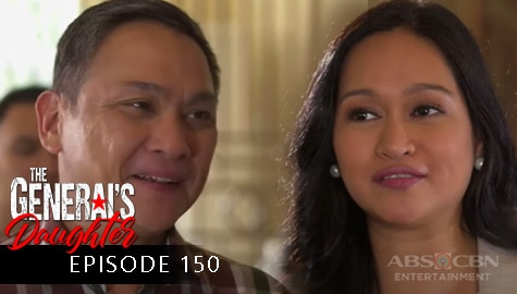 The General's Daughter: Cong. Sta. Ana, inalok ng tulong si Gen. Maximillano laban kay Tiago | Episode 150 Image Thumbnail