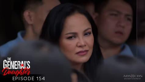 The General's Daughter: Corazon, nalaman ang tsismis tungkol sa kanila ni Tiago | Episode 154 Image Thumbnail