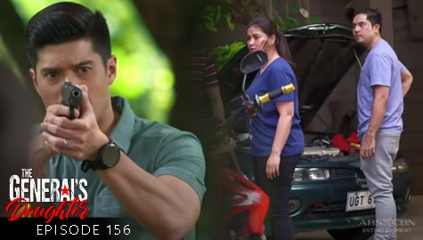 The General's Daughter: Ethan, muling nakaharap sina Rhian at Franco | Episode 156 Image Thumbnail