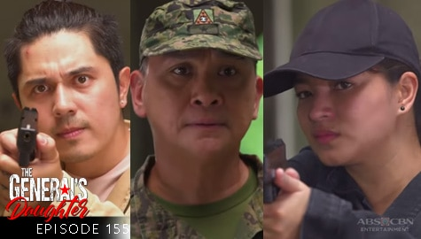 The General's Daughter: Gen. Maximillano, nilinlang sa kanyang plano sina Franco at Rhian | Episode 155 Image Thumbnail