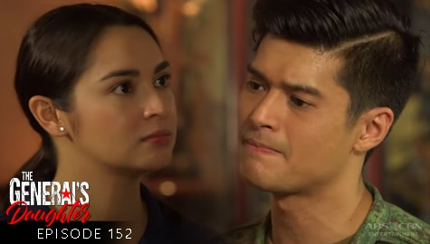 The General's Daughter: Jessie at Ethan, muling nagtalo dahil kay Rhian | Episode 152 Image Thumbnail