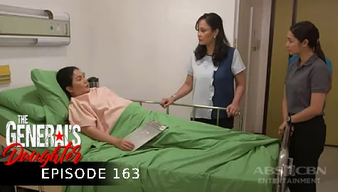 The General's Daughter: Jessie, inimbestigahan si Sabel sa pagkamatay ni Dante | Episode 163 Image Thumbnail