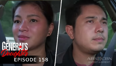 The General's Daughter: Rhian, nilinaw kay Franco na tapos na sila ni Ethan | Episode 158 Image Thumbnail