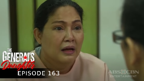The General's Daughter: Sabel, nag-alala sa pagkawala ni Elai | Episode 163 Image Thumbnail