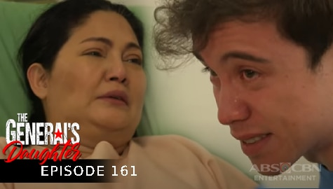 The General's Daughter: Sabel, nangako na hindi iiwan si Elai | Episode 161 Image Thumbnail