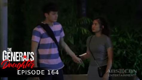 The General's Daughter: Claire at Ivan, pinili na ipaglaban ang kanilang pagmamahalan | Episode 164 Image Thumbnail