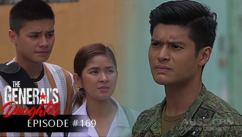 The General's Daughter: Ethan, nagalit nang makitang magkasama muli sina Claire at Ivan | Episode 169 Image Thumbnail