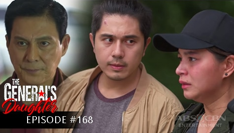 The General's Daughter: Franco, sinubukan pigilan ang plano ni Rhian kay Tiago | Episode 168 Image Thumbnail