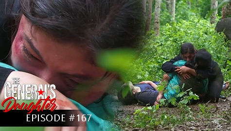 The General's Daughter: Rhian, naluha sa pagpanaw nina Elai at Sabel | Episode 167 Image Thumbnail