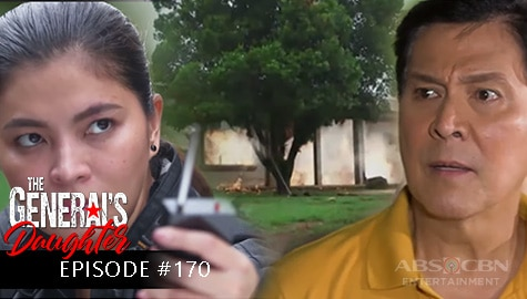 The General's Daughter: Rhian, pinasabog ang training camp ni Tiago | Episode 170 Image Thumbnail