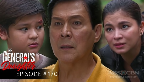 The General's Daughter: Tiago, nalungkot nang piliin ni Santi si Rhian | Episode 170 Image Thumbnail