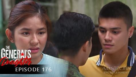The General's Daughter: Claire, ipinaglaban ang kanilang pagmamahalan ni Ivan | Episode 176 Image Thumbnail