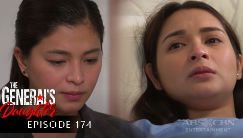 The General's Daughter: Jessie, nagpasalamat sa tulong ni Rhian | Episode 174 Image Thumbnail