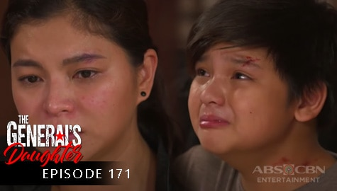 The General's Daughter: Rhian, naluha sa sitwasyon ni Santi | Episode 171 Image Thumbnail