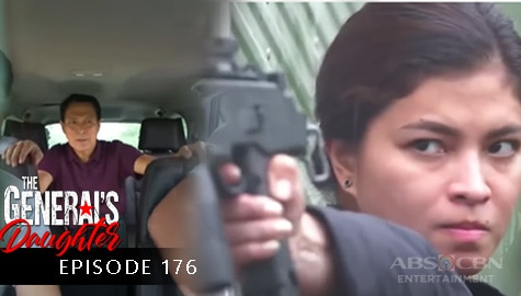 The General's Daughter: Rhian, sinubukan pigilan ang pagtakas ni Tiago | Episode 176 Image Thumbnail