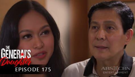 The General's Daughter: Tiago, ipinaalam ang buong plano kay Gabriela | Episode 175 Image Thumbnail