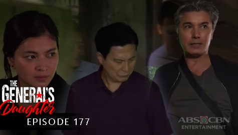 The General's Daughter: Tiago, natakasan sina Marcial at Rhian | Episode 177 Image Thumbnail