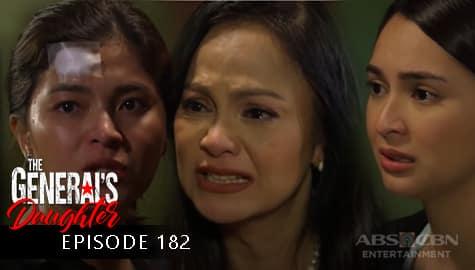 The General's Daughter: Rhian, nakiusap kay Jessie na ilayo sa panganib ang kanilang Ina | Episode 182  Image Thumbnail